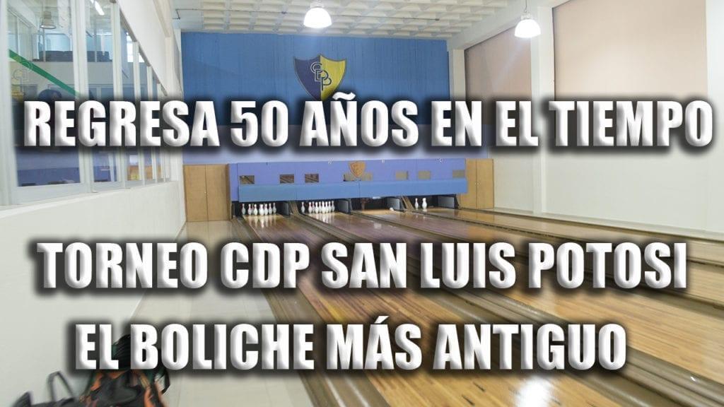 BOLICHE ANTIGUO