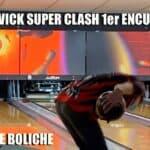 Match 1 torneo de boliche